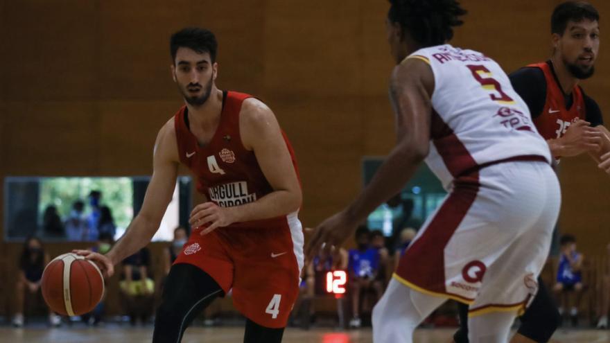 Tercera victòria seguida del Bàsquet Girona a la pretemporada