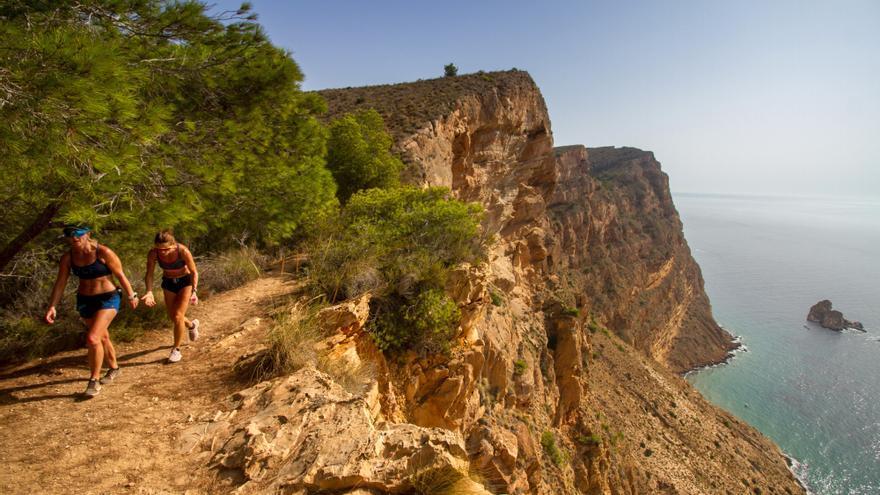 Conoce el parque natural de la Serra Gelada