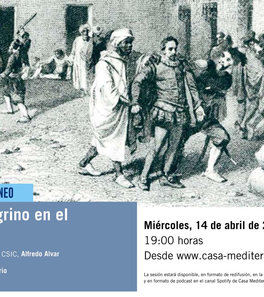 Cervantes, peregrino en el Mediterráneo