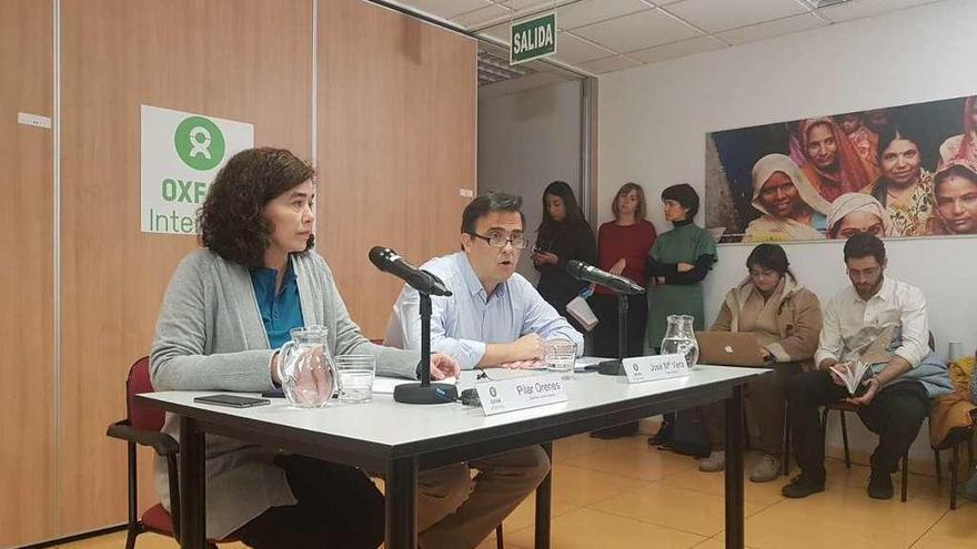ONG gallegas temen el 'efecto Oxfam'