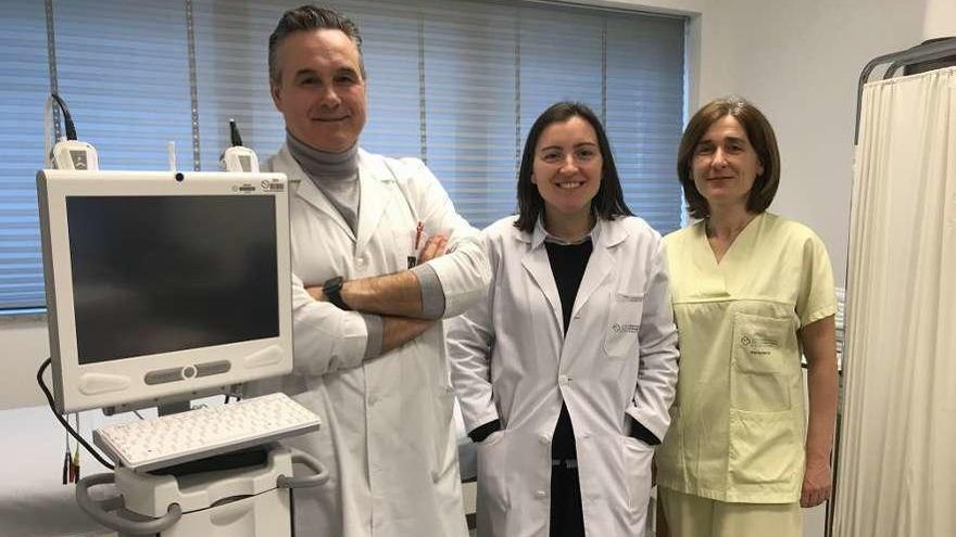 El Hospital Clínico activa la Unidad del Suelo Pélvico