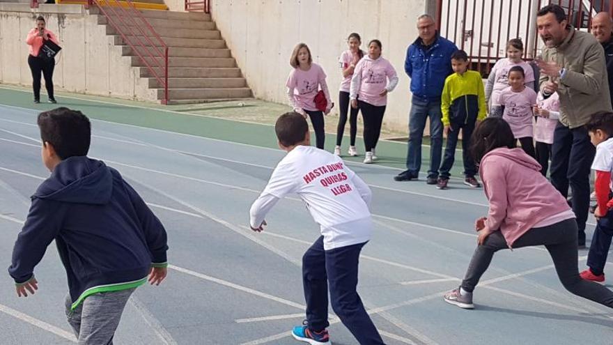Las Olimpiadas de la Fe movilizan a 300 deportistas en Elche