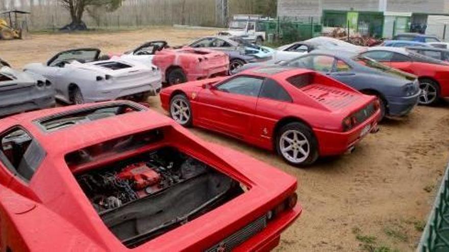 El jutjat de Santa Coloma no veu delicte en el cas dels «falsos» Ferrari de Sils