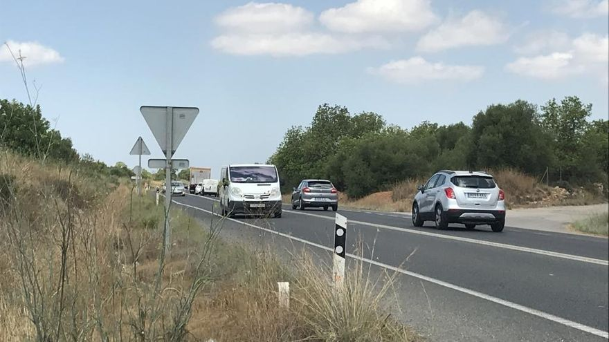 Piden parar la autopista Llucmajor-Campos por los escándalos de la adjudicataria