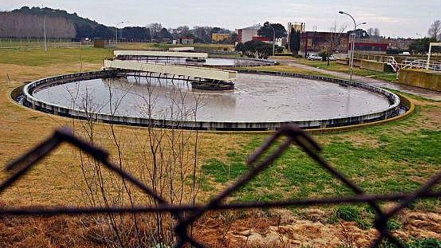Agbar instal·la una planta de cogeneració de biogàs a depuradora de Palamós