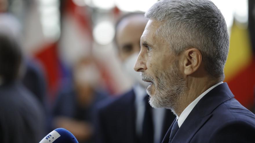 """Marlaska, sobre la libertad de Puigdemont: """"Los tribunales europeos tienen que dialogar"""""""