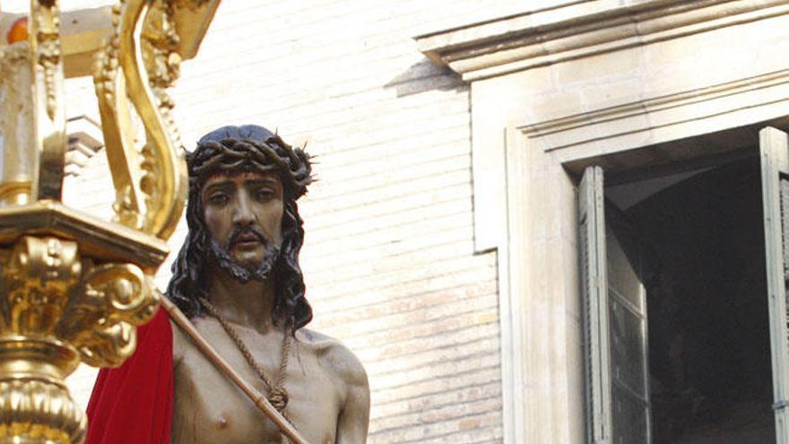 Miñarro restaurará al Cristo de los Estudiantes