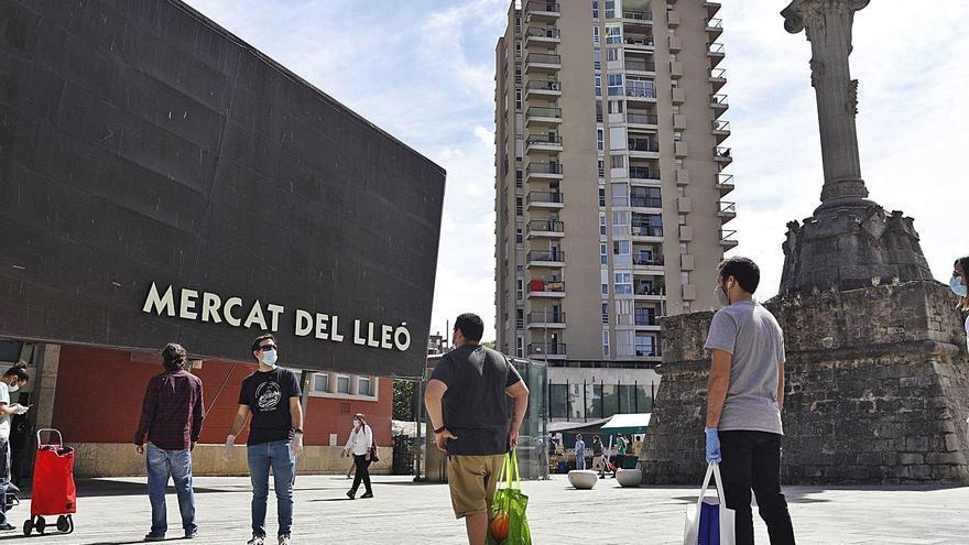 Girona repeteix la contractació de la neteja dels mercats i la Sopa