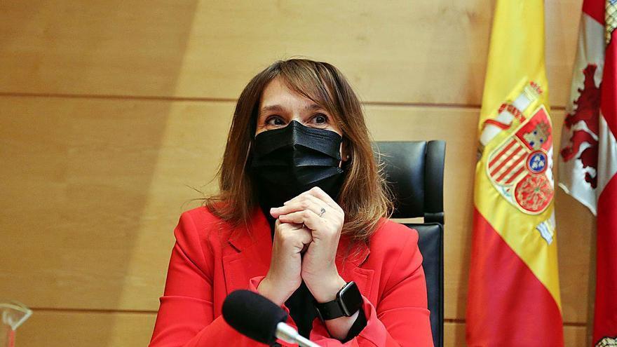 """Lucas: """"Subiremos un 10% el presupuesto en las universidades de Castilla y León"""""""