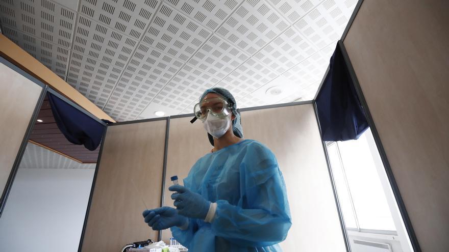 Los contagios siguen bajando en Asturias: Salud notifica 127 nuevos casos en las últimas 24 horas