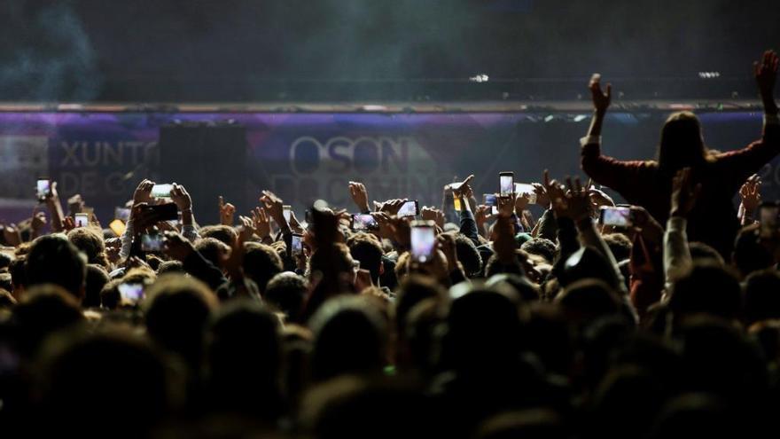 Investigan un supuesto delito contra la libertad sexual en el festival O Son do Camiño de Santiago