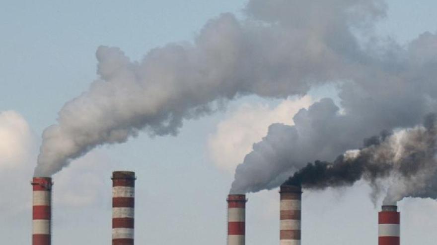 L'emissió de CO2 ha augmentat a Girona un 26,25% en 26 anys
