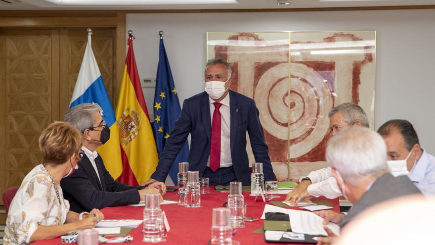El presupuesto de Canarias en 2022 crecerá un 5% y rondará los 8.900 millones de gasto público