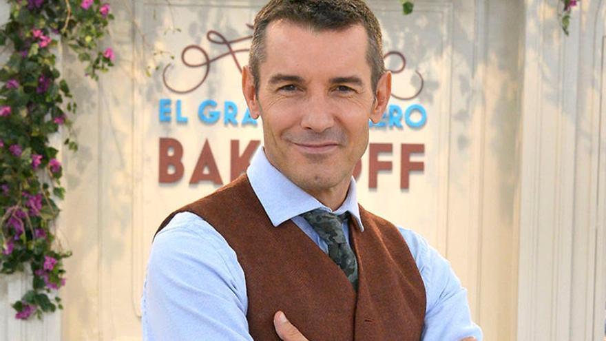 El presentador gallego Jesús Vázquez, cazado por Hacienda