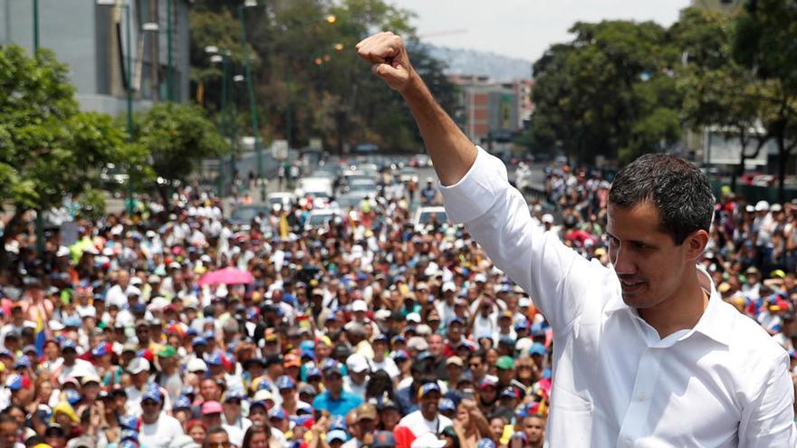 Guaidó rechaza la citación de la Fiscalía por un presunto golpe de Estado