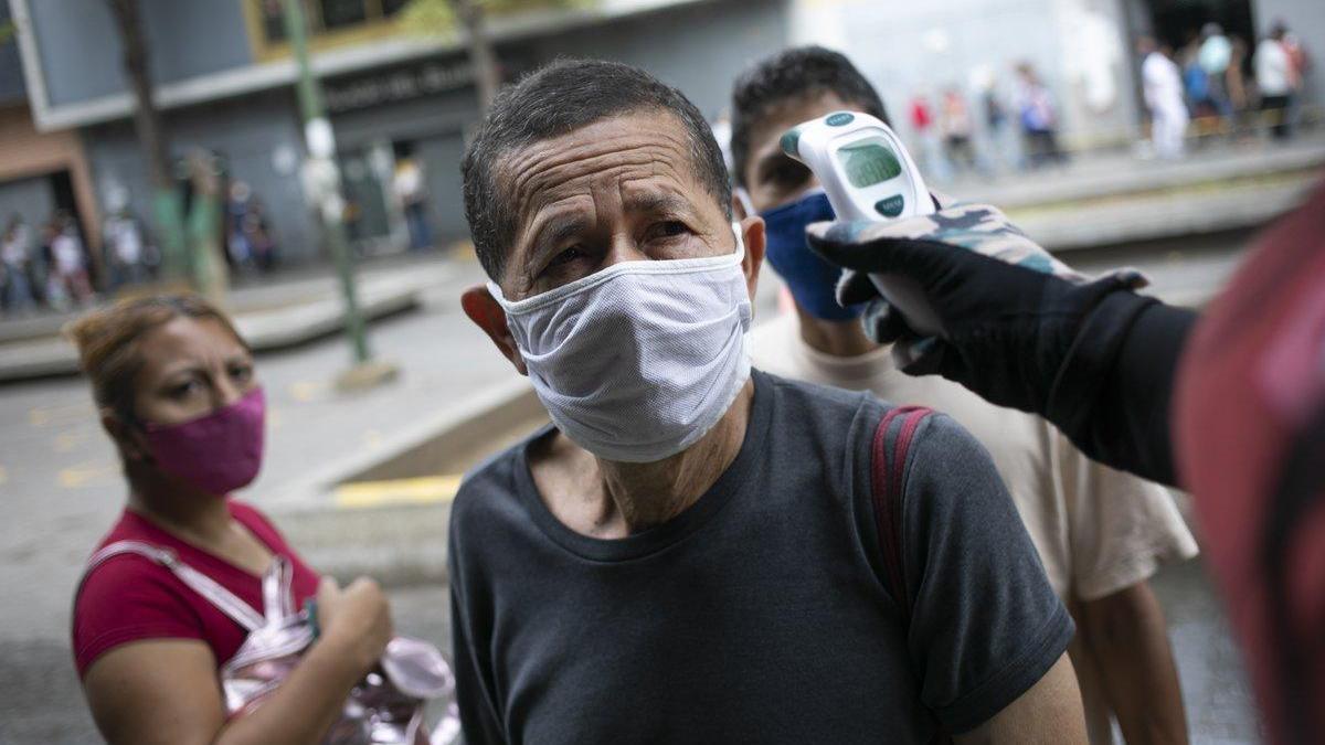 Venezuela vive su peor día con 701 nuevos contagios de covid-19