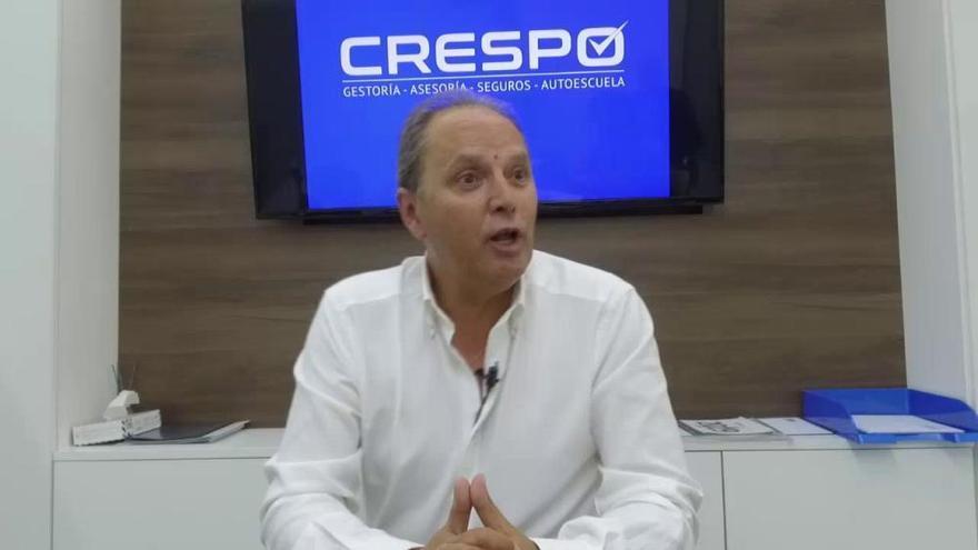 Autoescuela Crespo nos aclara las dudas sobre el nuevo carné de conducir