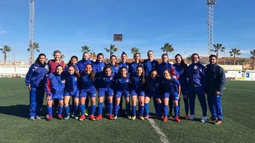 Las selecciones asturianas femeninas sub-15 y sub-17, a la segunda fase del Nacional