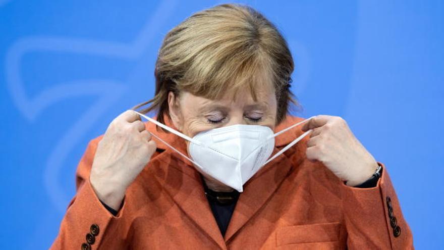 """Alemania impone un """"confinamiento duro"""" hasta el diez de enero"""