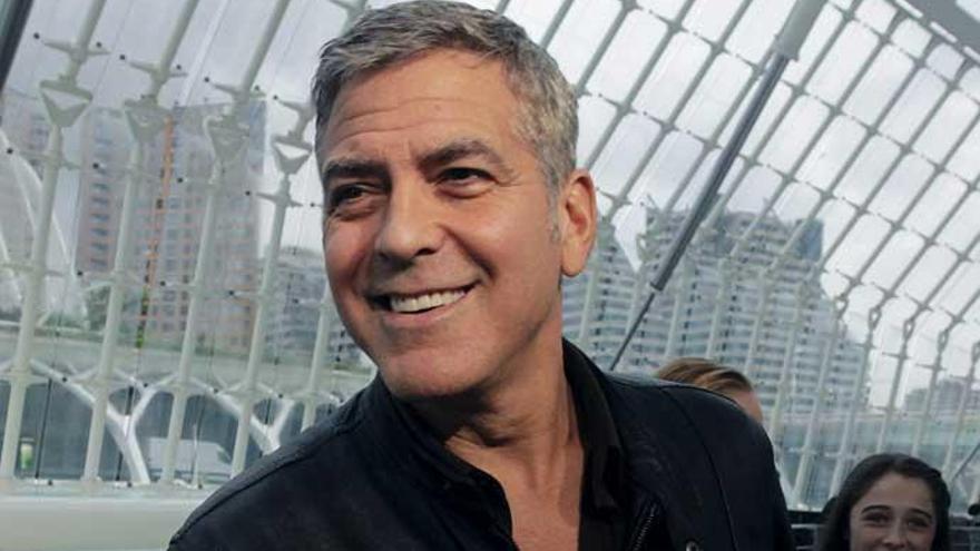 """George Clooney sorprende con su """"disfraz"""" de Halloween"""