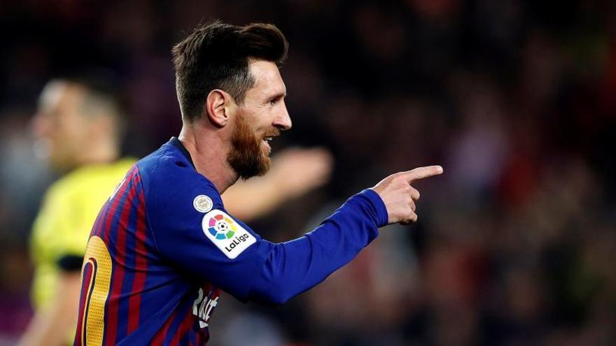 Dembelé i Messi resolen el partit contra el Celta