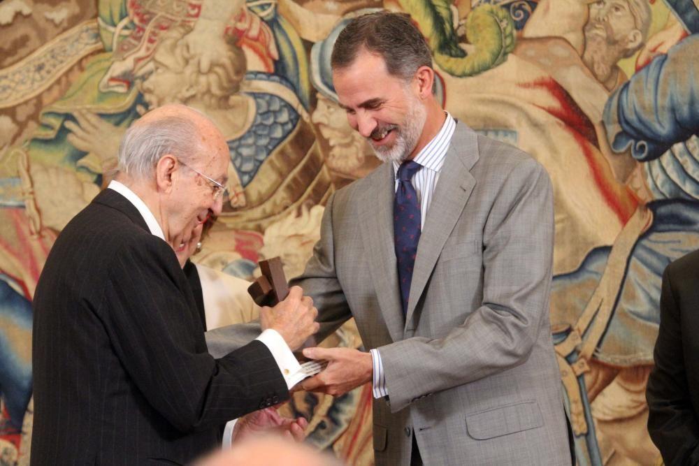 Plácido Arango, un empresario cargado de premios