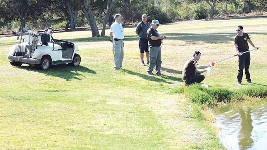 Multa de un millón por regar un golf con agua potable