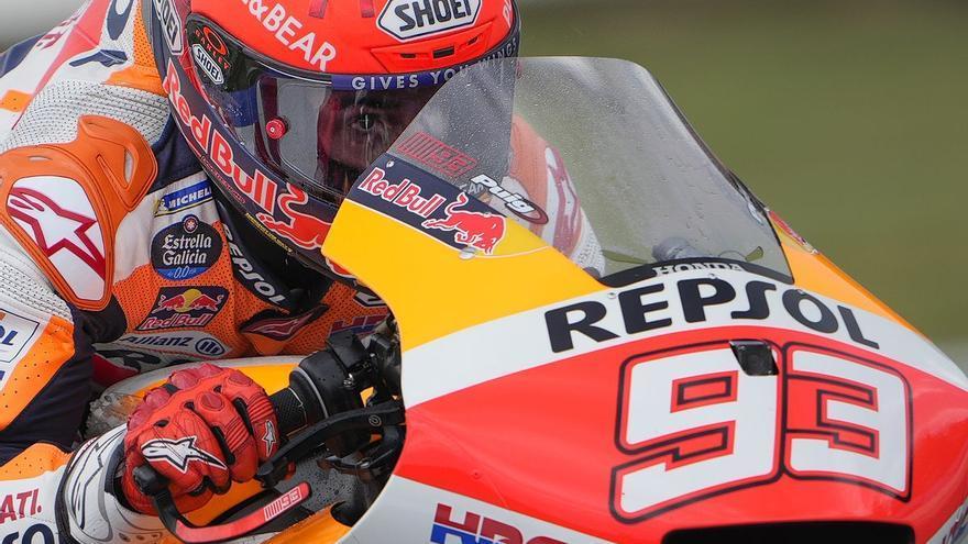 """Márquez: """"El piloto más rápido es quien marca el camino en Honda"""""""