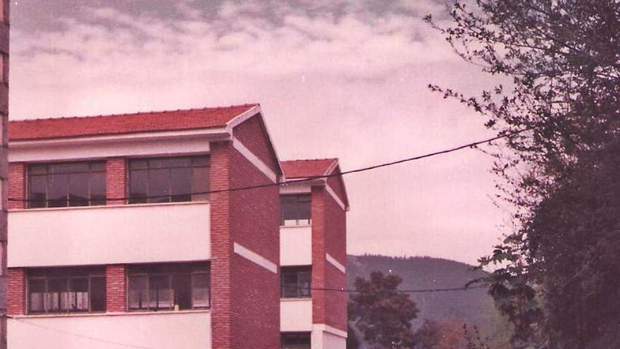 O colexio de Castrillón cumpre o seu 50 aniversario