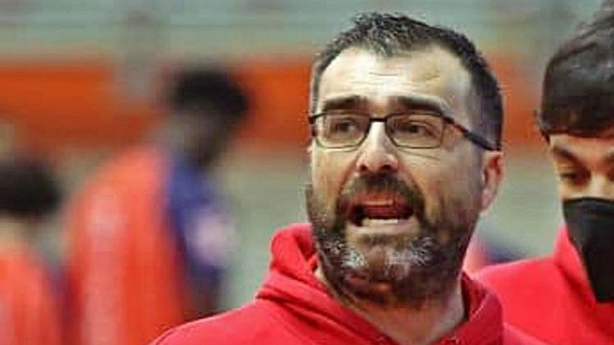 El Corinto prescinde de Fran Sánchez tras las cinco primeras derrotas
