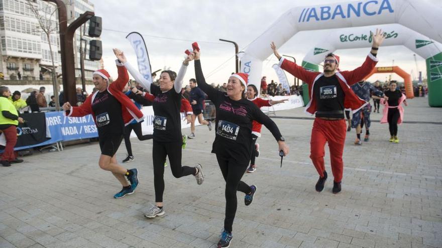 La San Silvestre Coruña se adapta a la situación sanitaria y será solidaria