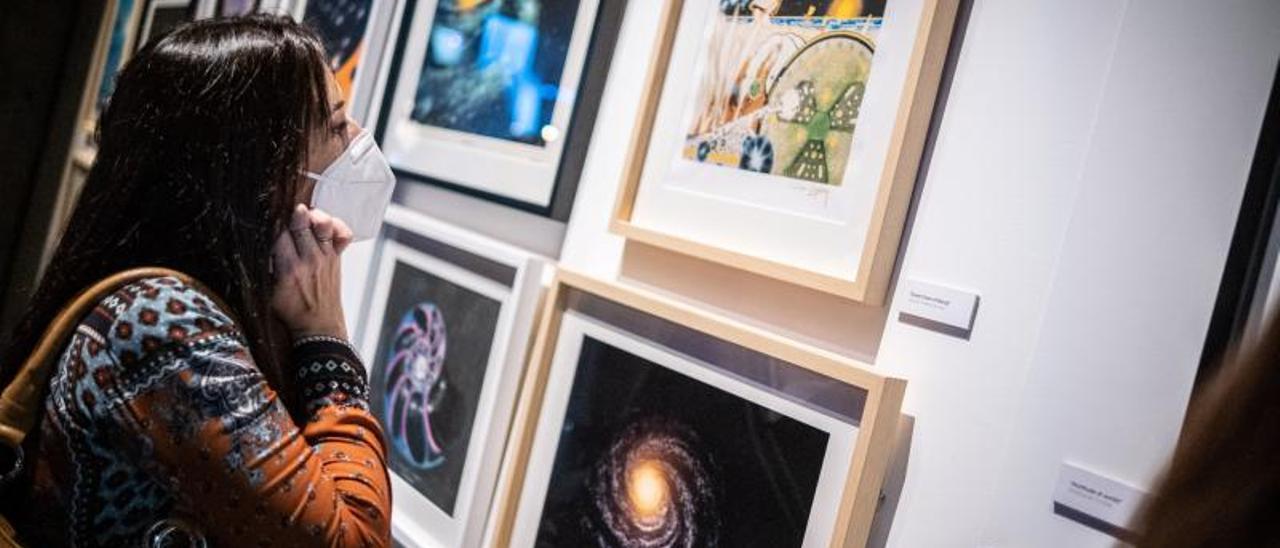 """Exposición """"Cosmos. El legado de Carl Sagan.40 años de viaje personal"""", en el Museo de Ciencia y el Cosmos"""