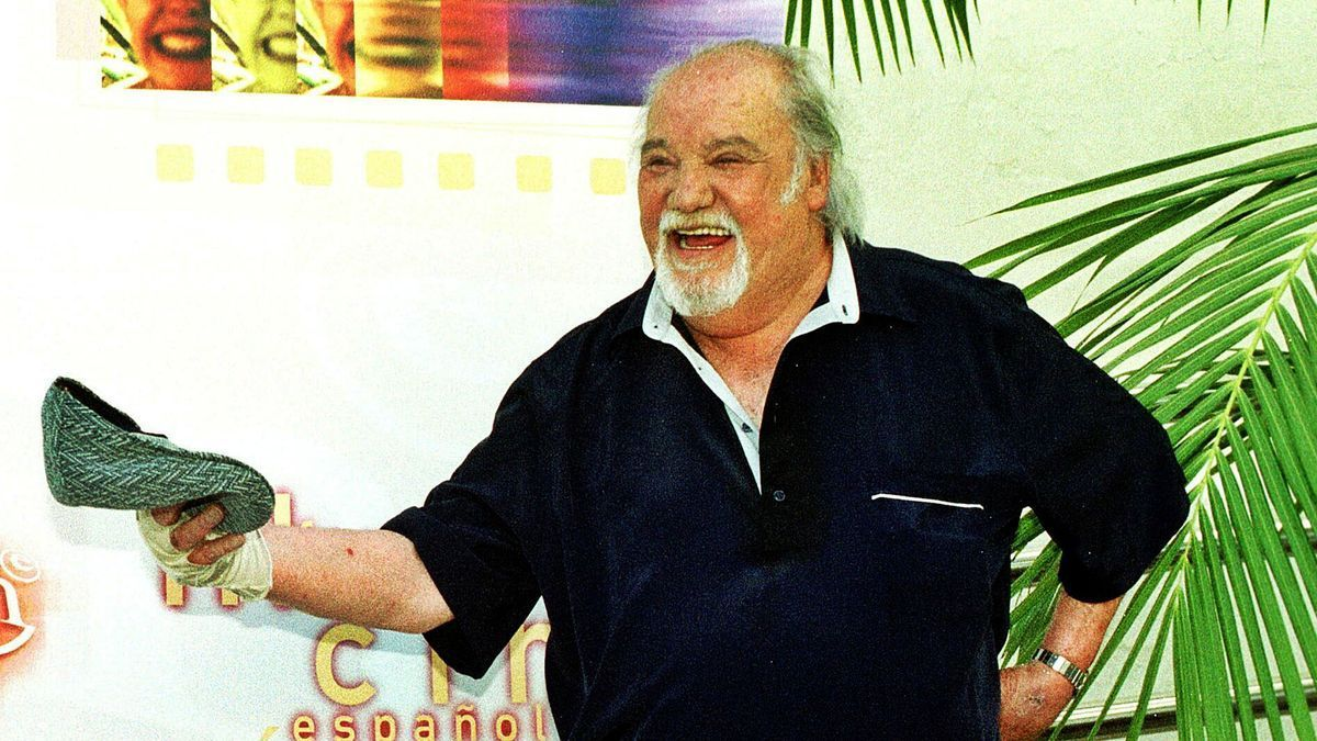 Paco Rabal.