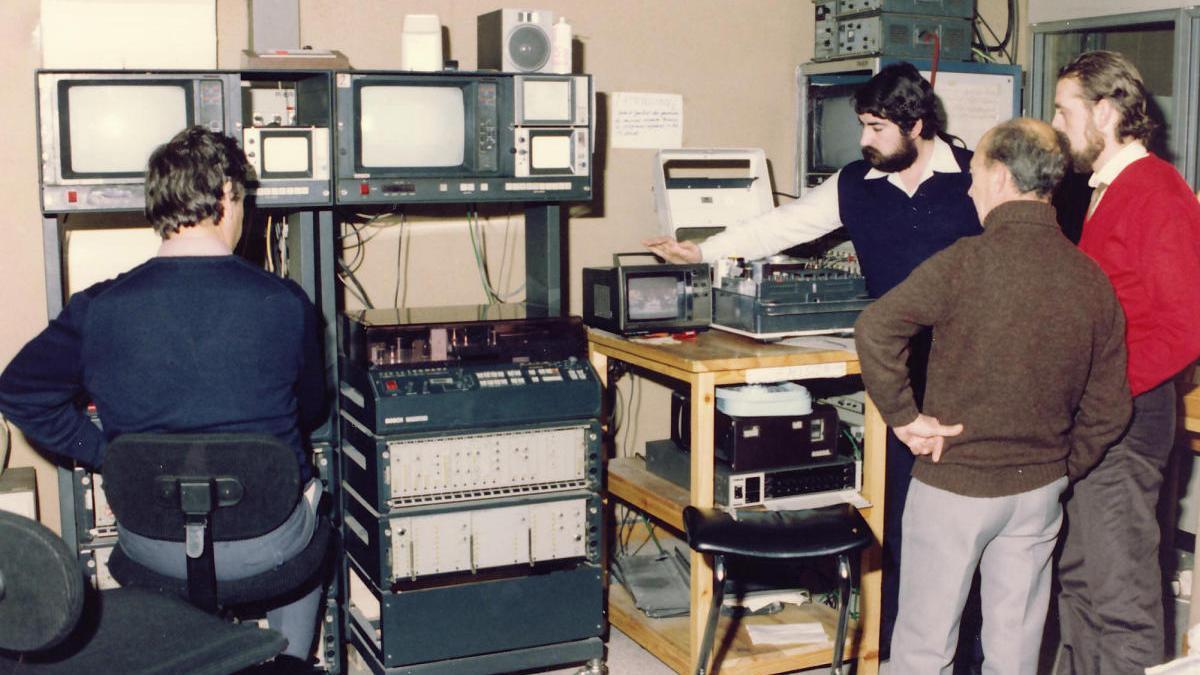 40 años de televisión en la Región