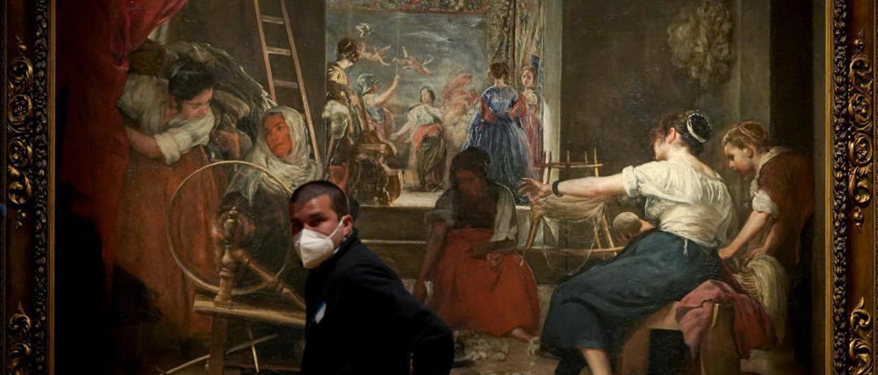 Tiziano derrocha lujuria en una exposición milagro en el Museo del Prado