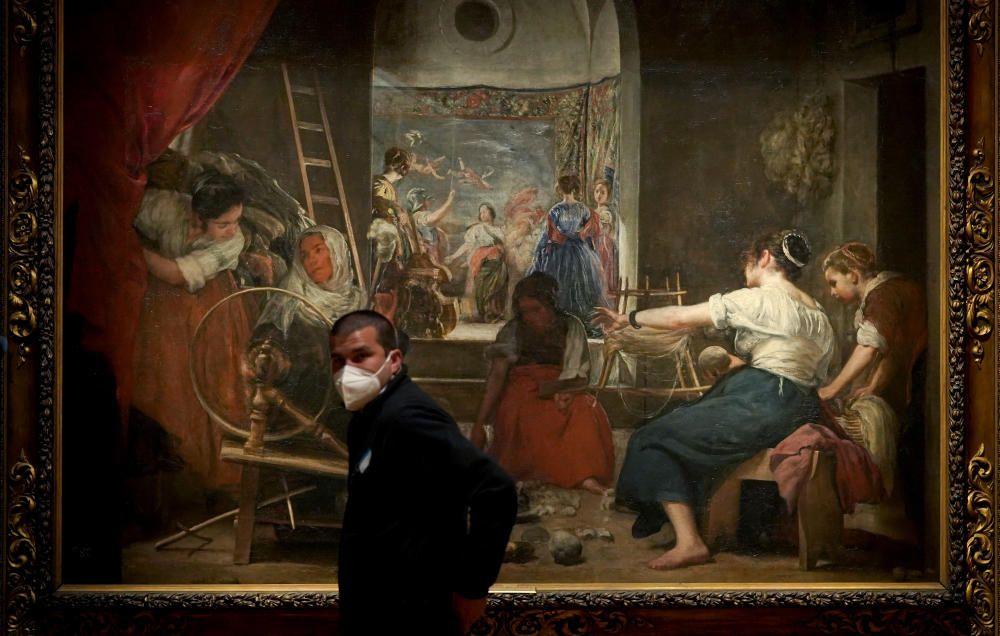 Tiziano derrocha lujuria