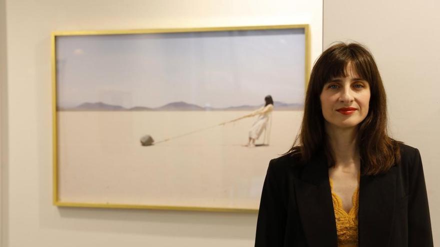 Gema Llamazares lleva las fotos de Soledad Córdoba a Zonamaco
