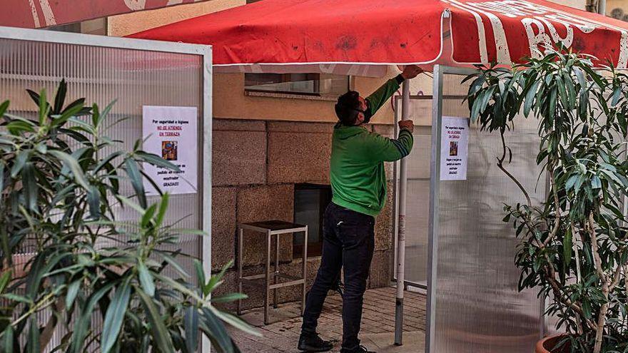 La segunda ola guillotina a la hostelería zamorana, con una caída del 77% en pernoctaciones