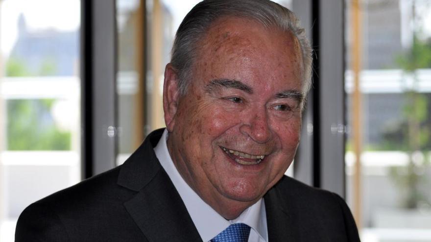 Fallece Eduardo Ballester, creador de Autoval, decano de la falla Convento y padre del concejal Santiago Ballester