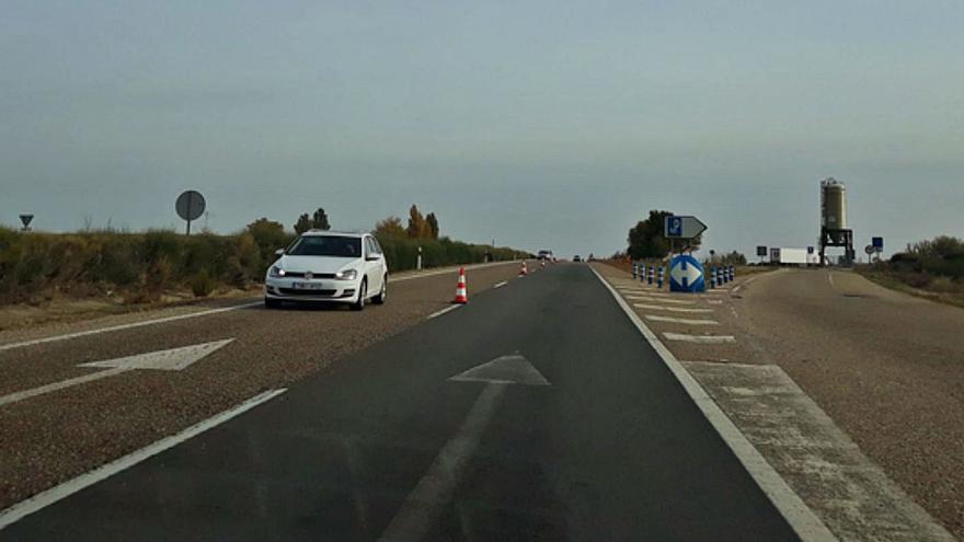 La mejora total del tramo de la A-66 entre Benavente y León, cada vez más cerca
