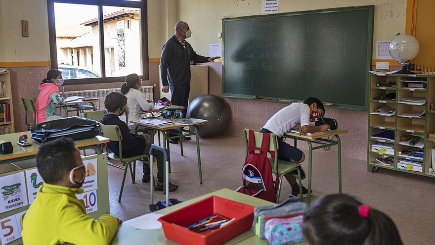 Los colegios de los pueblos de Zamora recibirán más dinero para mantenimiento