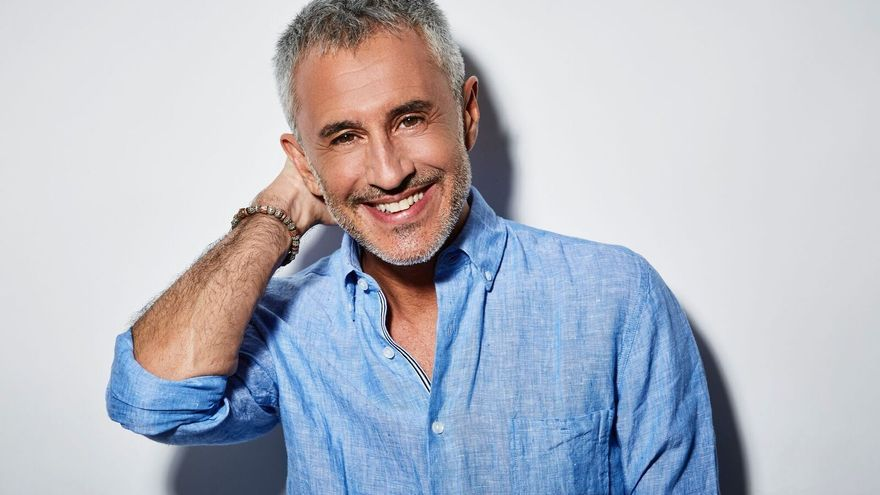 Sergio Dalma retoma su gira '30... y tanto' y anuncia nuevo disco para este 2021