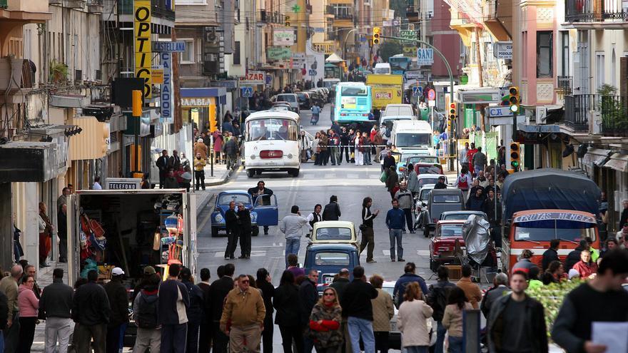 Un recorrido por una Málaga de cine