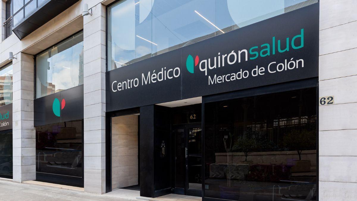El nuevo centro está situado en la calle Cirilo Amorós 62 de València, en pleno corazón de la capital del Turia.