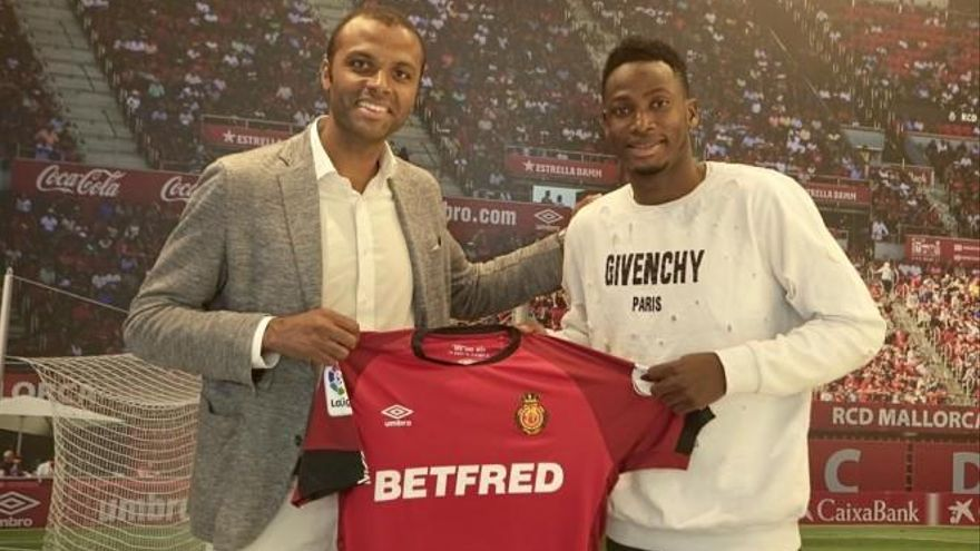 Rahman Baba jugará cedido en el Mallorca por el Chelsea