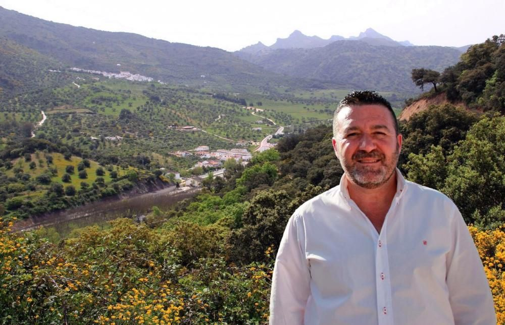 Francisco Javier Lobo (PP). Jimera de Líbar. 80,68% de los votos
