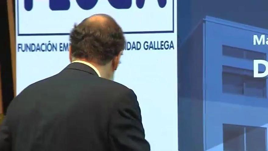 """Rajoy celebra que la sentencia del caso Gürtel no recoja """"ninguna condena penal"""" al PP"""