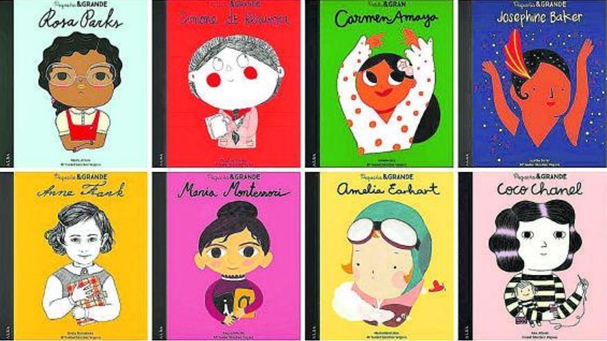 Diez libros infantiles con los que regalar igualdad en Navidad