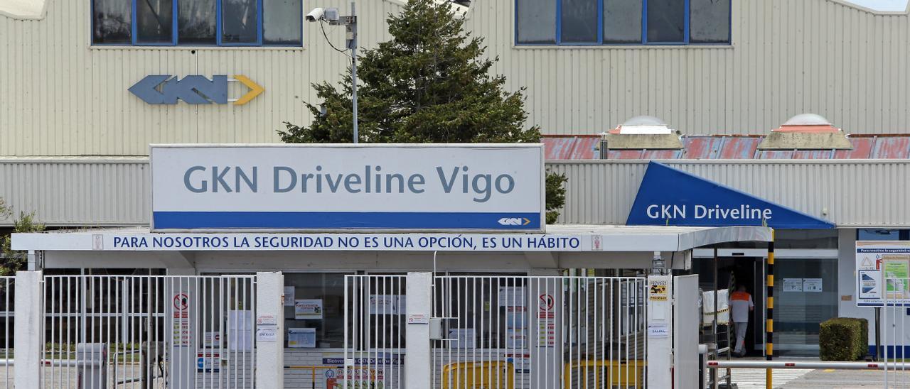 Instalaciones de GKN Vigo