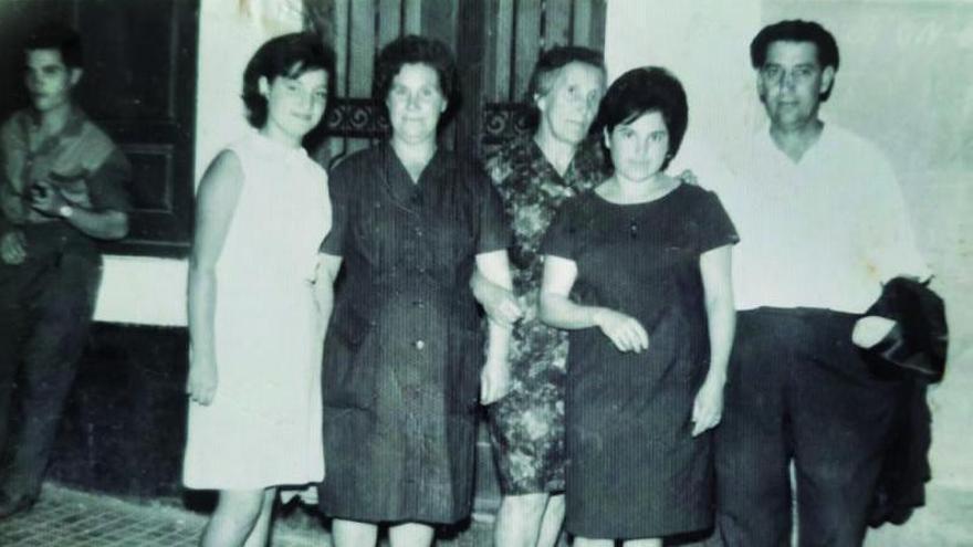 La familia numerosa de Os Mariñeiros